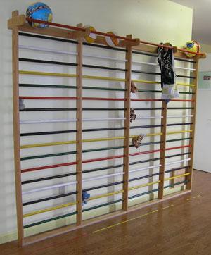 Petö Furniture. Wall ladder